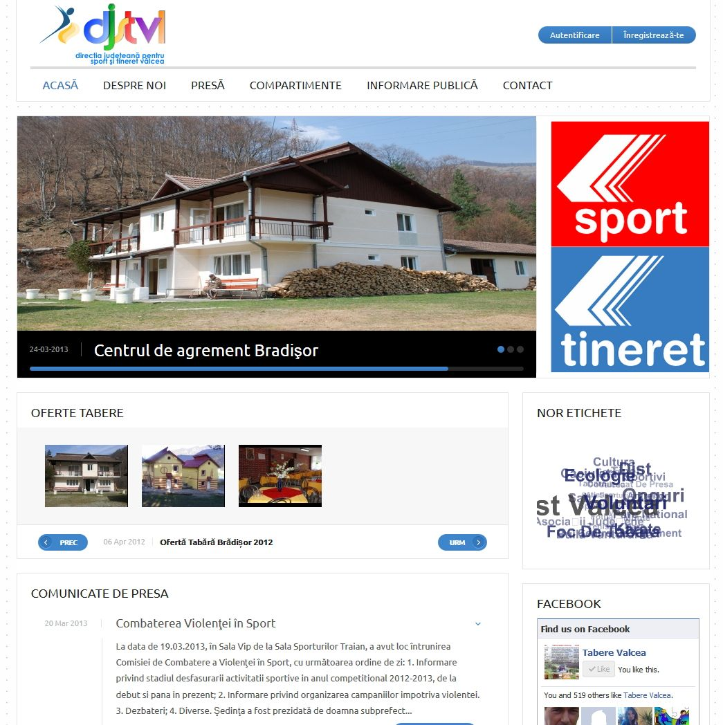 Valcea County Sport and Youth Department